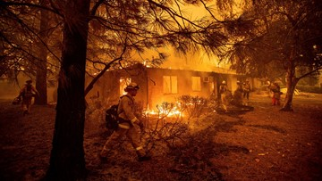 Camp Fire death toll reduced from 86 to 85