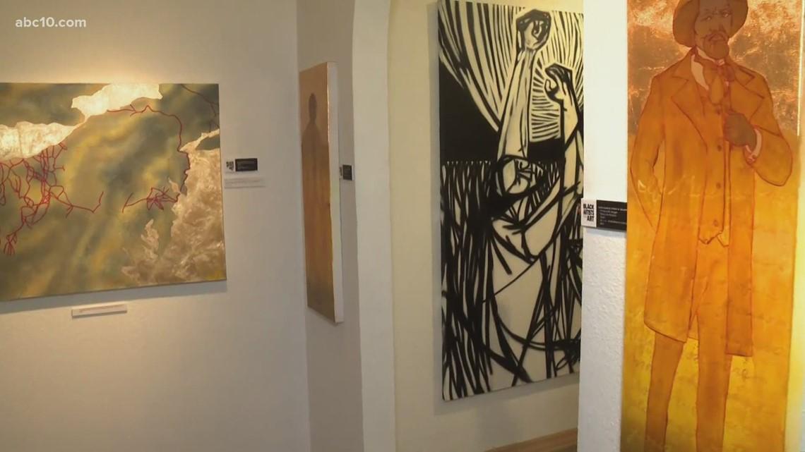 Project 25 art gallery celebrates Black artists