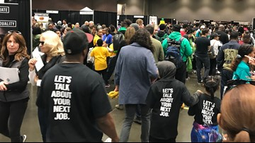 Hundreds celebrate Martin Luther King Jr. Day at Diversity Expo