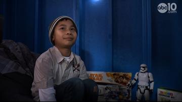 Make-A-Wish Foundation, Sacramento Kings make Elk Grove boy's dream come true