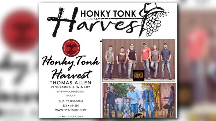 Honky Tonk Harvest