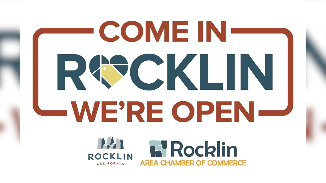 New reopening campaign launched by City of Rocklin