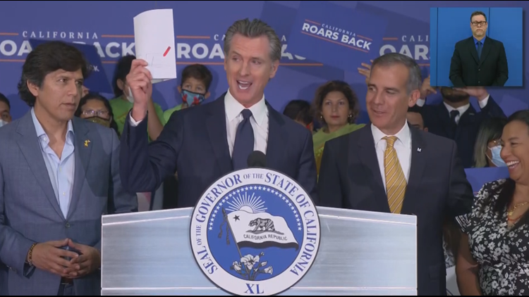 Gavin Newsom report card: What he's done and what he hasn't as California's governor