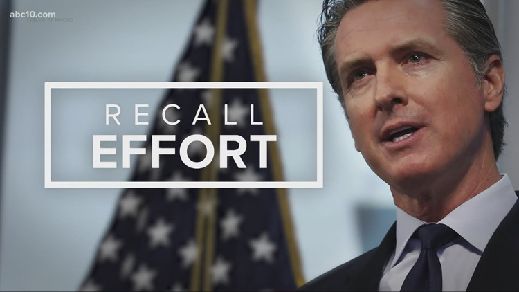 Candidates list announced in recall election   This week in California politics