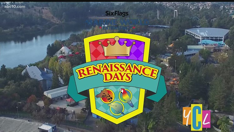 Renaissance Days at Six Flags Discovery Kingdom