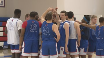 William Jessup men's basketball team is headed to the NAIA National Championships