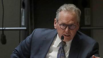 PG&E CEO blames past management for problems, promises fixes