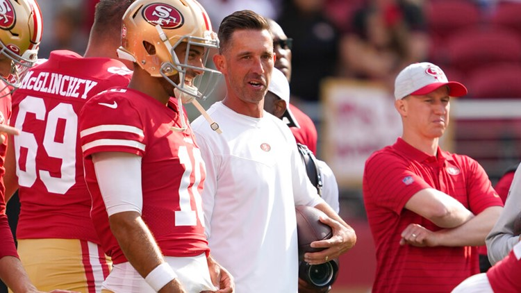 49ers prepare to open season in Detroit against the Lions