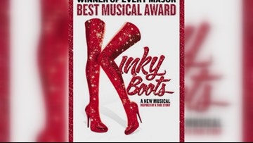 The hundreds of costumes of Kinky Boots