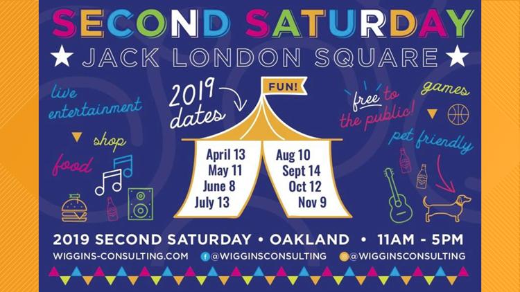 Second Saturday Oakland