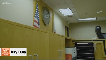 Why Guy: Why do jury duty excusal rates vary from county to county?