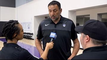 Sacramento Kings GM Vlade Divac tells ABC10 why new coach Luke Walton was his top choice