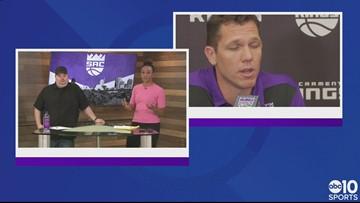 Sacramento Kings head coach Luke Walton sued for sexual assault. What's next?