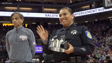 What's working: Sacramento officer recognized for community outreach