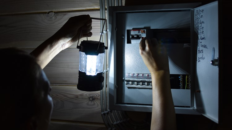 Auburn residents without power hope outages aren't the new normal for California summers