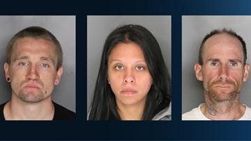 Folsom police credit residents for the arrest of suspected burglars
