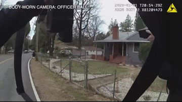 Video shows officer shoot armed Grass Valley man on New Year's Day