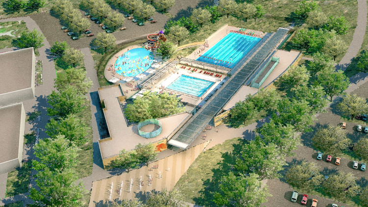 Elk Grove Civic Center and Aquatic Center