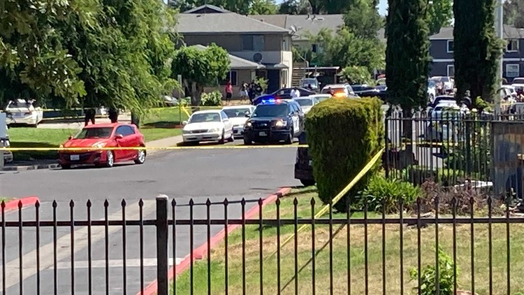 Stockton police officer, suspect die from injuries following shooting