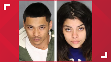 2 arrested on multiple charges including resisting arrest after chase in Stockton