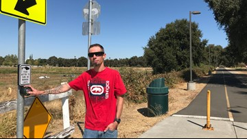 Father wants change in West Sacramento after his son was hit by car