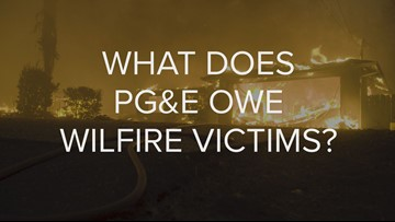 Does PG&E owe you money from wildfire losses? They're