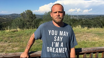 Hundreds respond to Facebook post to help sick El Dorado County man with his yardwork