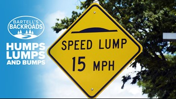 Why does Sacramento have so many names for speed bumps? | Bartell's Backroads