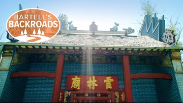 California's oldest Chinese temple still thriving | Bartell's Backroads