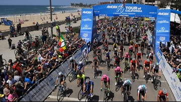 Tips for fans heading to this year's Amgen Tour of California