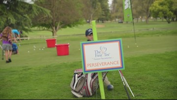 SAFE Credit Union partners with The First Tee of Greater Sacramento