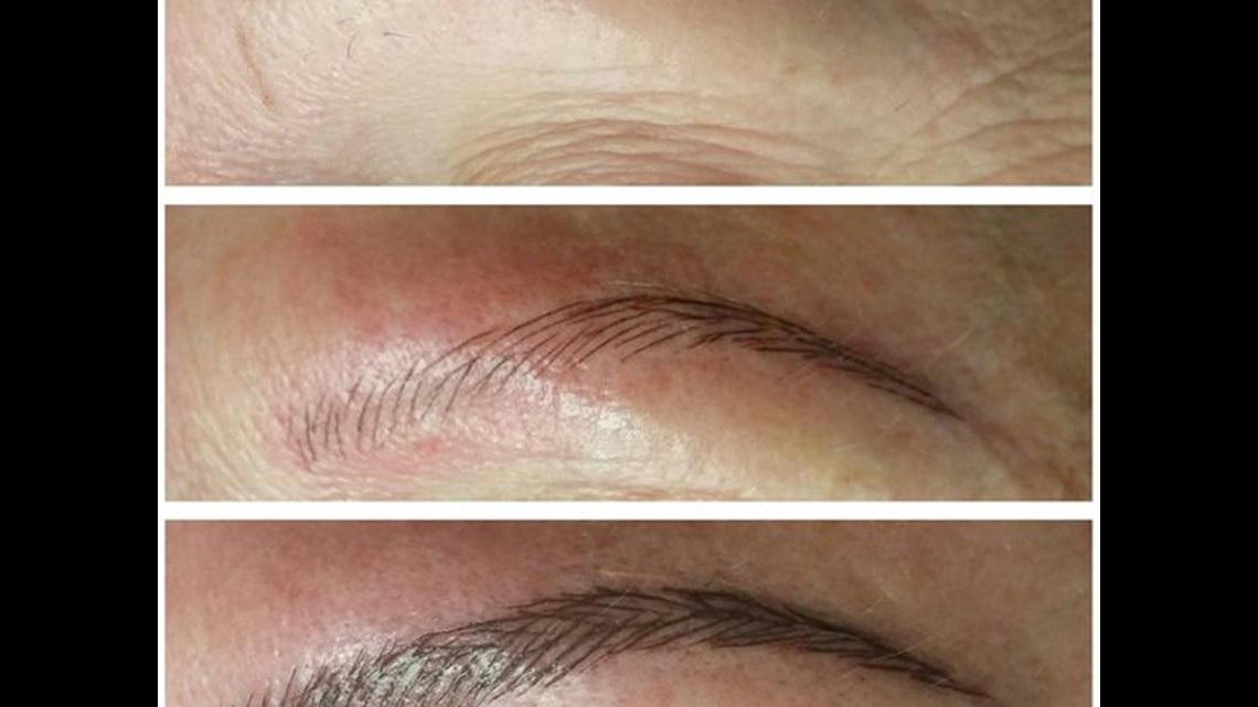 Eyebrow Etching Is Latest Beauty Trend Abc10
