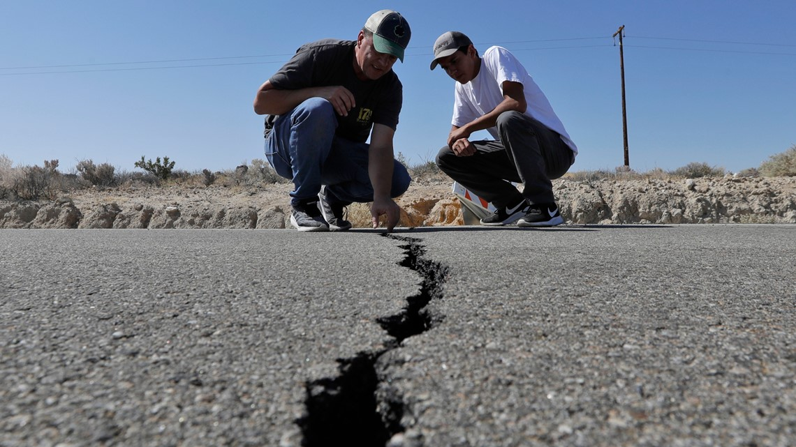 VERIFY: Could Southern California earthquakes trigger the 'Big One?'