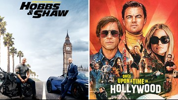 'Hobbs & Shaw' and 'Once Upon a Time in Hollywood' reviews | Extra Butter