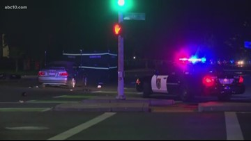 One person killed in south Sacramento Traffic accident, police confirm