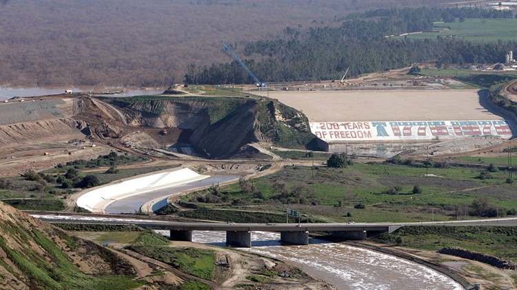 Southern California Dam