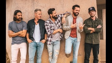 Catch Old Dominion at Ironstone Amphitheatre with Sac&Co!
