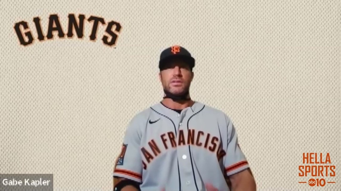 San Francisco Giants manager reacts to a 2-2 weekend series in LA against the Dodgers