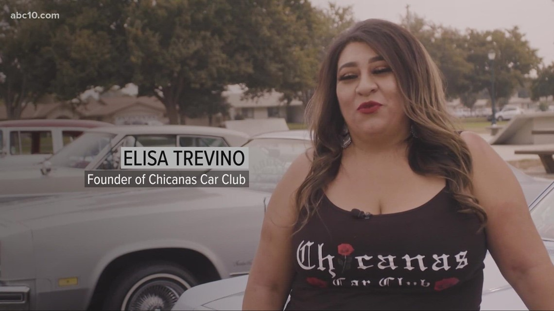Modesto's Chicana Car Club   Race and Culture