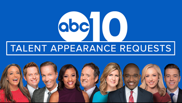 How to book ABC10's anchors to emcee your event
