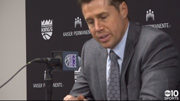 Kings coach Dave Joerger on Saturday's loss to Lakers