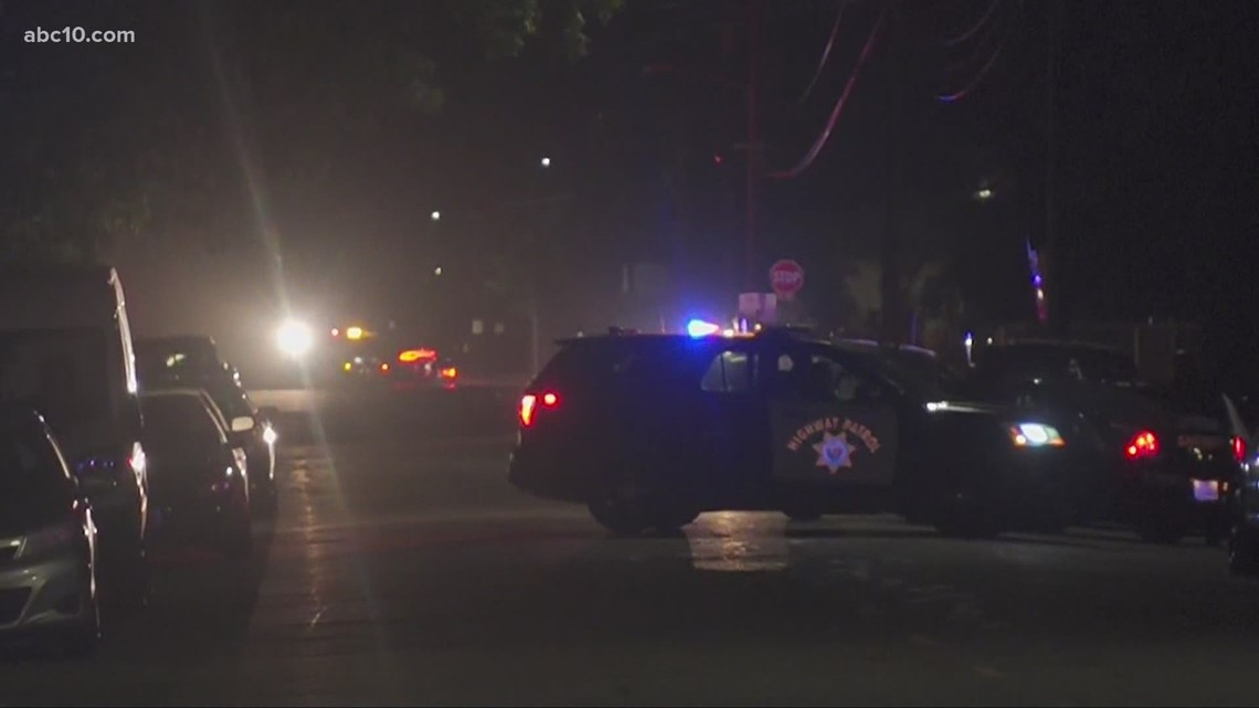 Suspect identified following arrest for allegedly shooting at CHP officer