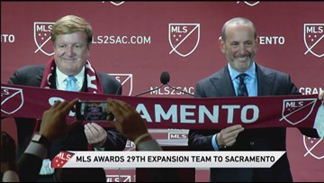 Sacramento Republic FC is finally, officially part of Major League Soccer