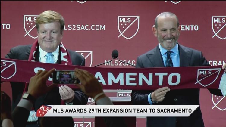 Sacramento Republic FC is finally, officially part of Major League Soccer