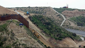 Border wall to go up in national monument, wildlife refuge in California, Arizona
