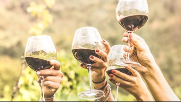 Don't whine... it's National Drink Wine Day!