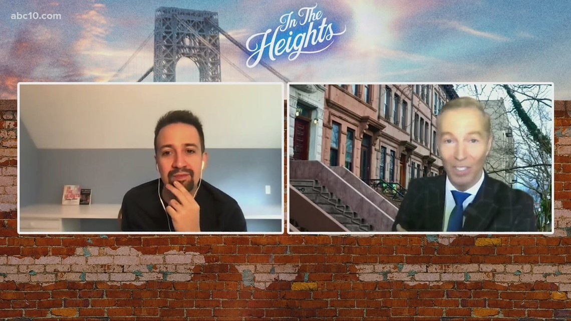 'In the Heights' from Lin-Manuel Miranda hits the big screen
