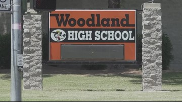 Scanner chatter reveals details in Woodland High School shooting scare