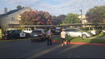 Police investigate reported stabbing at Natomas apartment complex
