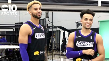 Stockton Kings G-League roster features players with Sacramento roots